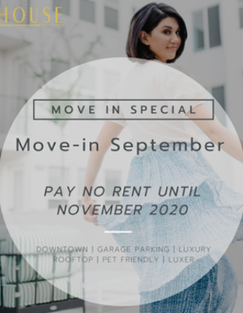 Move In Special!