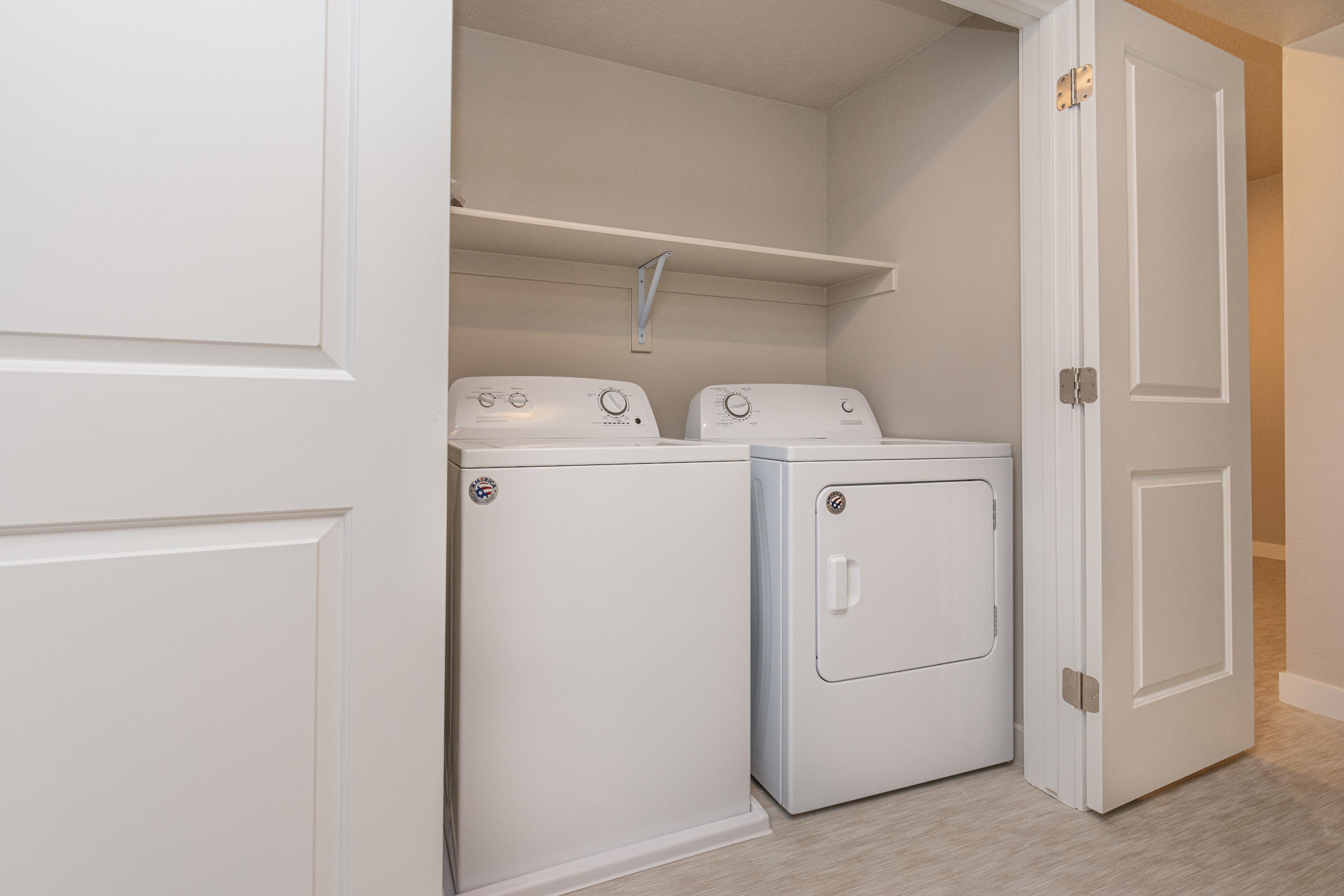 Building B Washer/Dryer